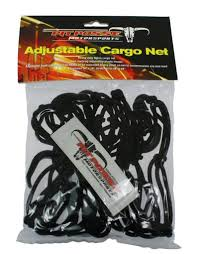 Pit Posse Adjustable Cargo Net