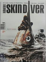 Hawaii Skin Diver Magazine #68