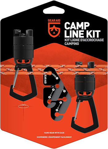 GEAR AID Camp Line-Kit