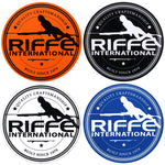 Riffe Round Vinyl Sticker Decal