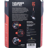 Carabiner Light Kit (USB Rechargeable LED)