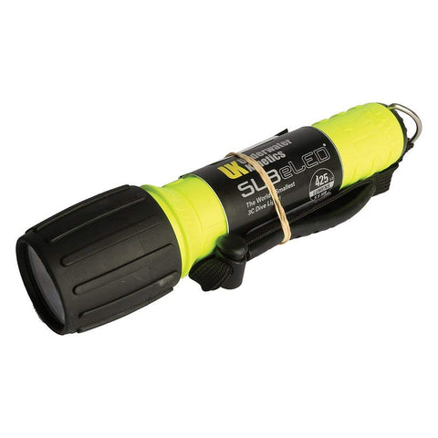 Underwater Kinetics SL3 eLED L2 Dive Light w/Battery included!