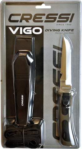 Cressi Vigo Diving Knife