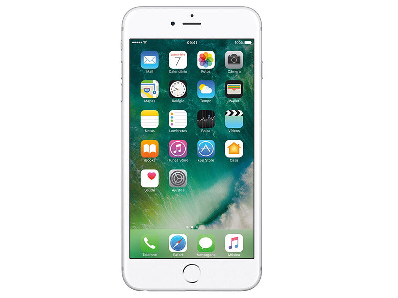 Apple iPhone 6S Plus 128GB Plata