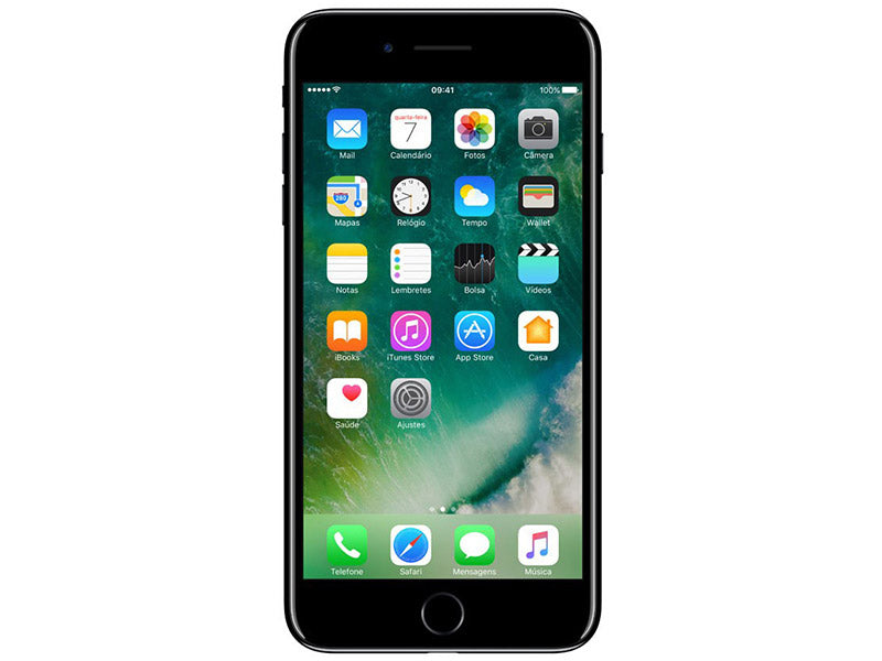 Apple iPhone 7 Plus 128GB Negro Brillante