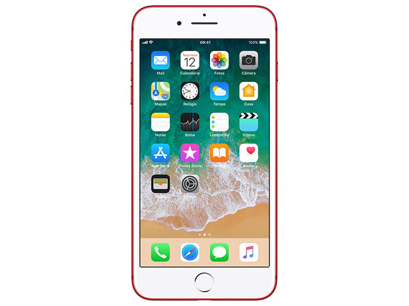 Apple iPhone 7 Plus 128GB Rojo