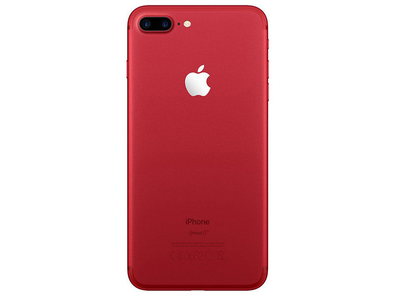 Apple iPhone 7 Plus 256GB Rojo