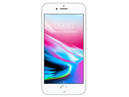 Apple iPhone 8 256GB Plata