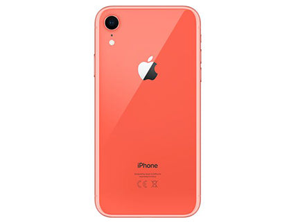 Apple iPhone XR 128GB Coral Front