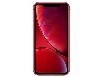 Apple iPhone XR 64GB Rojo Front