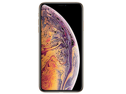 Apple iPhone XS Max 256GB Oro Front