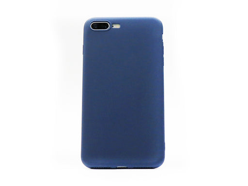 Funda Second Skin para Apple iPhone 7 Plus/8 Plus Azul
