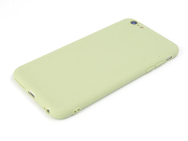 Funda Verde Matcha Second Skin para Apple iPhone 6 Plus/ 6S Plus Back