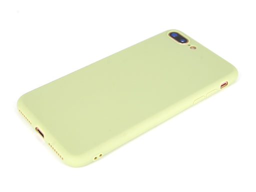 Funda Verde Matcha Second Skin para Apple iPhone 7 Plus/ 8 Plus Laying