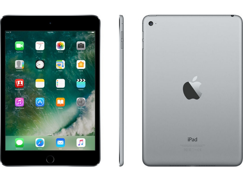 Apple iPad Mini 4 (128GB WiFi) Gris Espacial