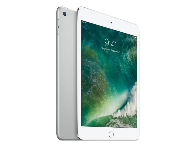 Tablet iPad Mini 4 (128GB WiFi) Plata