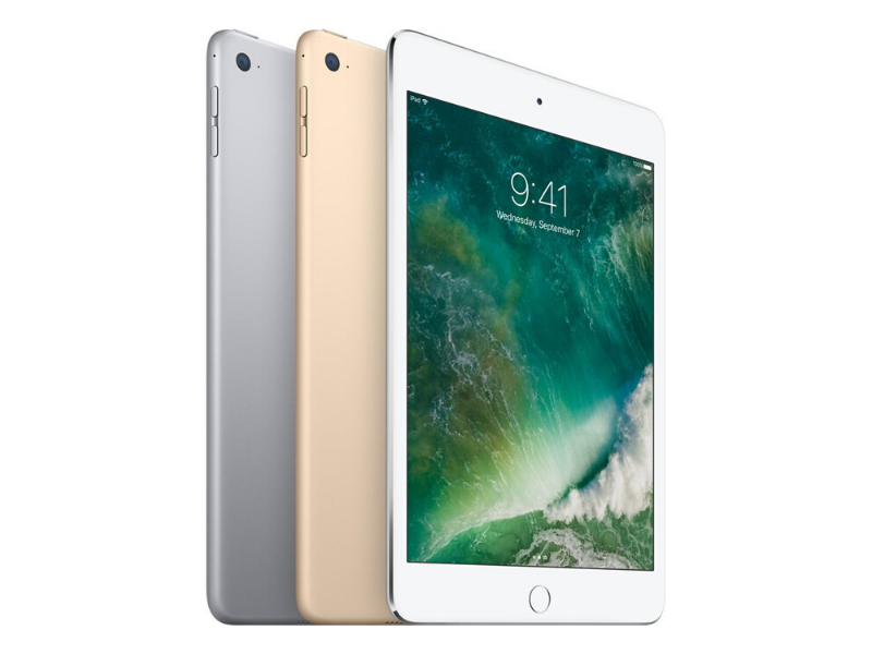 Tablet Apple iPad Mini 4 (16GB WiFi) Plata