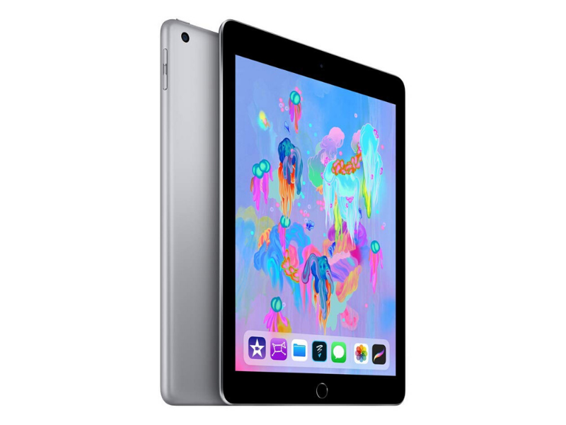 Apple iPad 6 WiFi de 32GB Gris Espacial