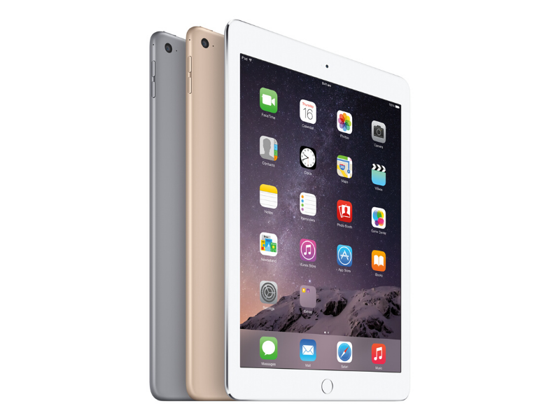 Tablet Apple iPad Air 2 (128GB WiFi) Plata