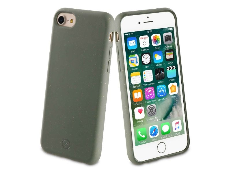 Funda iPhone 6/6S/7/8 Eco-Friendly (Verde)
