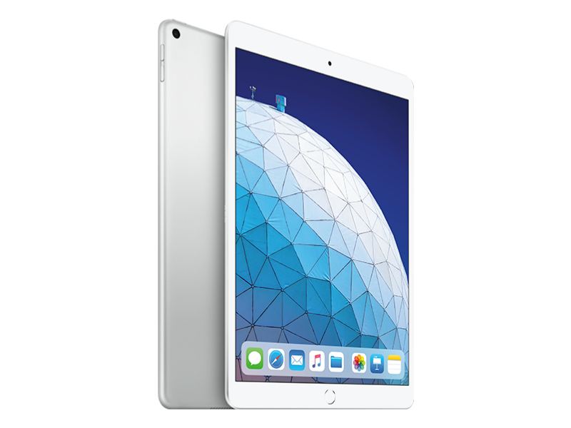 Apple iPad Air (2019) 256GB Plata WiFi