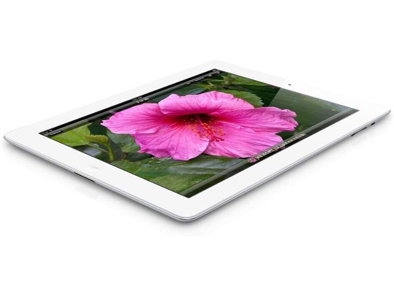 Tablet Apple iPad 4 (32GB Wifi) Blanco
