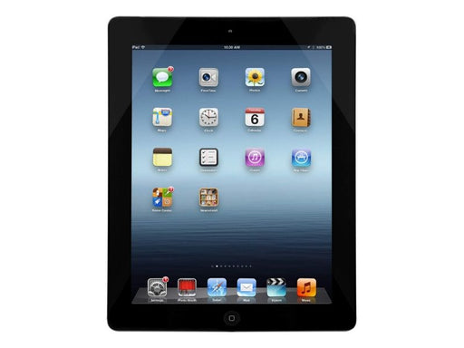 Tablet Apple iPad 4 (16GB Wifi) Negro