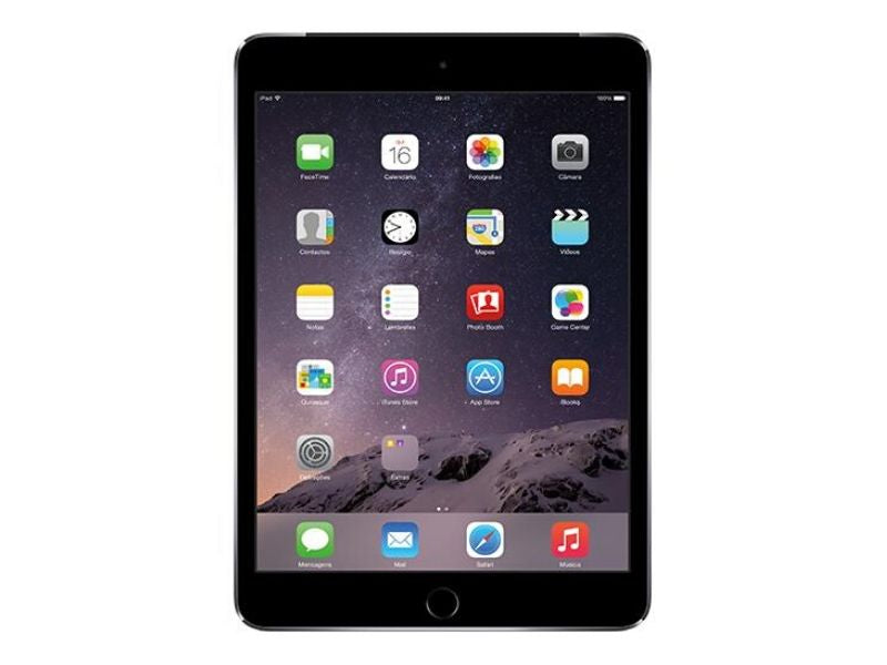 iPad Mini 3 (128GB Wifi + Cellular) Gris Espacial
