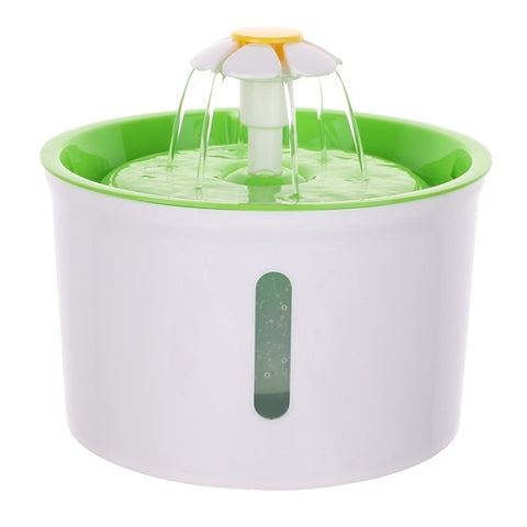 Cat Water Fountain + Free Shipping