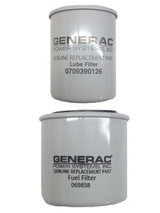Generac 1.0L Diesel SM Kit Oil / Fuel Filters Part# 07093900PM