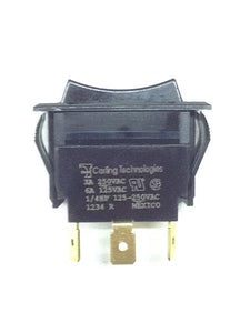 Generac Guardian 075208 ROCKER SWITCH DPST 6A@125V SPD