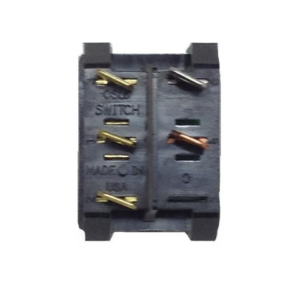 Generac Guardian  Rocker Switch SPDT 3 Position Lighted  0A9553