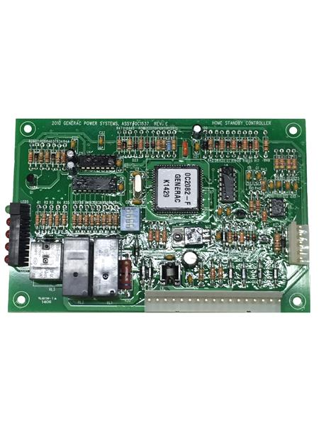 Generac Assembly PCB HSB Controller Part# 0C15370SRV