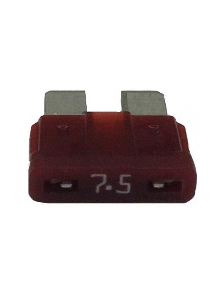 Generac 0D7178T Fuse ATO Type 7.5AMP (BROWN)