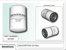 Load image into Gallery viewer, Generac Generator Engine Maintenanance Kit # 5655