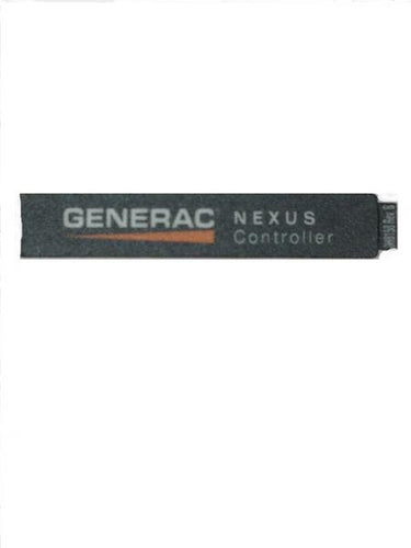 Generac Decal Logo 2010 AC HSB Part# 0H8158