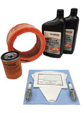 Load image into Gallery viewer, Generac 0J57670SSM 12-18kW  760/990 Service Maintenance Kit with Synthetic Oil