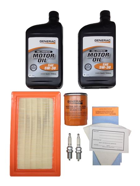 Generac Maintenance Kit 990 14-17KW 5W30 SN EVL Part