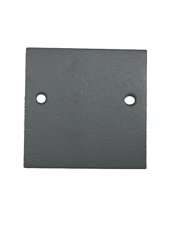Generac Blank Cover Plate Gray Part