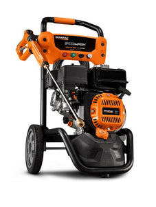 Generac Speedwash 2900 PSI 2.4 GPM Pressure Washer System Model# 10000006882