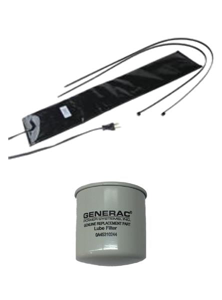 Generac 5630 - Cold Weather Kit For Liquid-Cooled Standby Generators