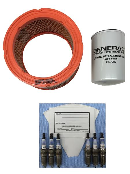 Generac Maintenance Kit 48KW 4.2L CPL Part