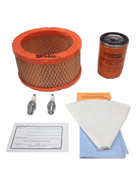 Generac 5664 Maintenance Kit for 12 - 18 kW, 760/990cc Engine