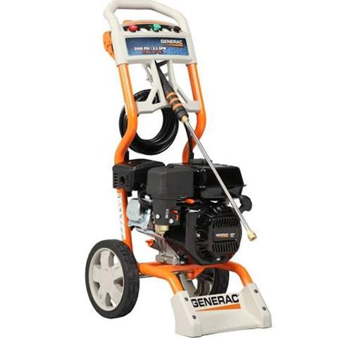 Generac 2500 psi 2.3 gpm Gas Powered Pressure Washer Model
