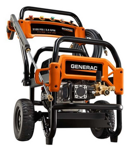 Generac Commercial 3100PSI 3.2 GPM Gas Power Washer Model# 6590