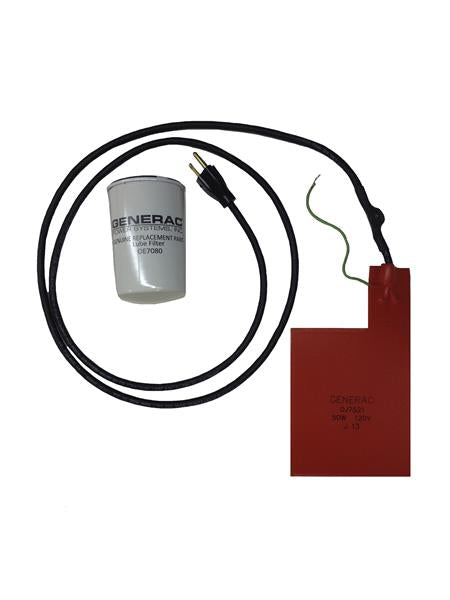 Generac Cold Weather Battery Warmer Kit  for 1.5L Engine  Part