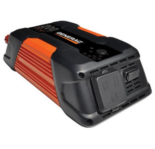 Generac 200 Watt AC Power Inverter Model: 6178 115V & 5V USB Port New