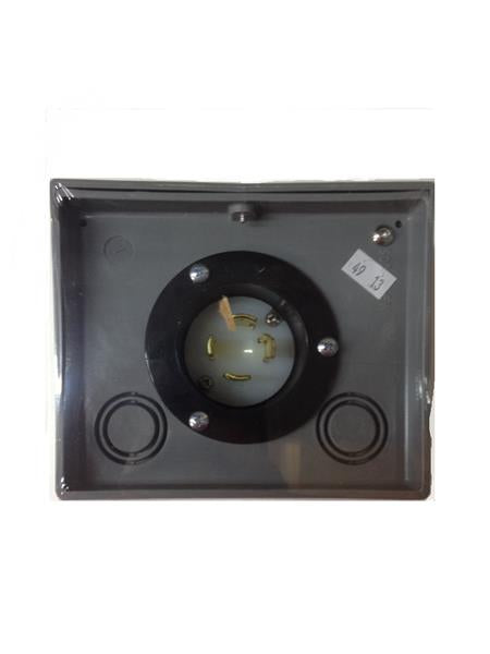 Generac 20 AMP RAINTIGHT RESIN POWER INLET BOX Part
