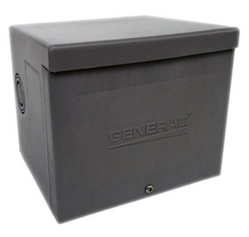Generac 30 AMP RAINTIGHT RESIN POWER INLET BOX, Model: 6337  GenTran 14303