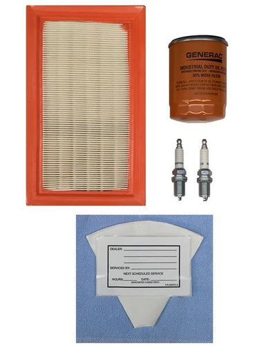 Generac 6484 maintenance Kit for Home Standby Generators with 12-18 Kw, 760cc to 990cc Engines